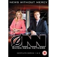 The Onion News Network: Complete Series 1 & 2