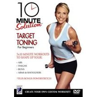 10 Minute Solution - Target Toning