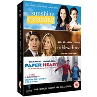 Girls Night In Collection (Sunshine Cleaning / Paper Heart / Table For Three)