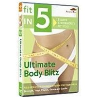 Fit In Five - The Ultimate Body Blitz