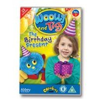 Woolly and Tig: Birthday Present (Cbeebies)