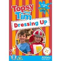 Topsy and Tim: Dressing Up (Cbeebies)