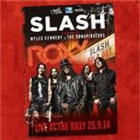 Slash - Live At The Roxy 25/9/14 (Triple VINYL)