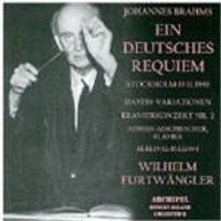 Brahms: (Ein) Deutsches Requiem; Piano Concerto No 2; Variations on a Theme by Haydn