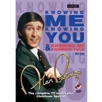 Alan Partridge : Knowing Me, Knowing You/Knowing Me, Knowing Yule - Complete BBC Series
