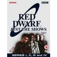 Red Dwarf - Just the Shows Vol.1 (Series 1 To 4 Box Set)
