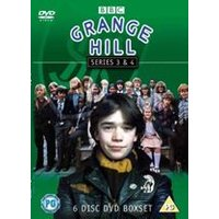 Grange Hill - Series 3 And 4