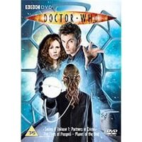Doctor Who - The New Series: 4 - Volume 1 (2008)
