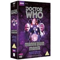 Doctor Who: Mannequin Mania (1970)
