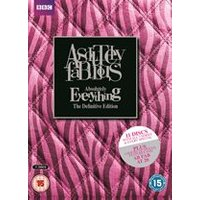 Absolutely Fabulous - Absolutely Everything Definitive Edition
