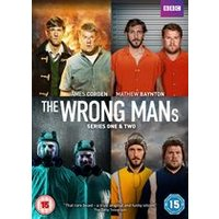 The Wrong Mans Series 1 & 2 Box Set