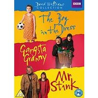 David Walliams Collection: The Boy in the Dress / Gangsta Granny / Mr Stink