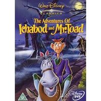 The Adventures Of Ichabod And Mr Toad (Disney)