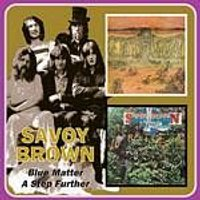 Savoy Brown - Blue Matter/A Step Further [Digitally Remastered + Slipcase] (Music CD)