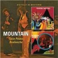 Mountain - Twin Peaks/Avalanche (Music CD)