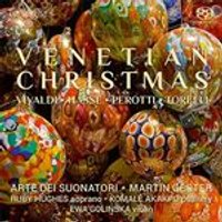 Venetian Christmas (Music CD)