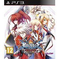 BlazBlue: Chrono Phantasma Extend(PS3)
