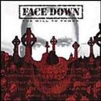 Face Down - The Will To Power [CD + DVD] (Music CD)