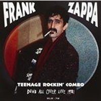 Frank Zappa - Teenage Rockin Combo - Dumb All Over Live at Ritz in New York City - November 17, 1981 (Music CD)