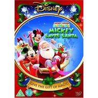 Mickey Mouse Clubhouse - Mickey Saves Santa And Other Mouseketales (Disney)