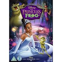 The Princess and the Frog (Disney)