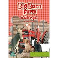 Big Barn Farm Hidden Piglet & Other Stories