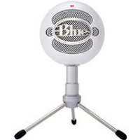 Blue Microphones Snowball Ice Versatile USB Microphone with HD Audio