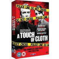 A Touch of Cloth Series 1-3 Box Set