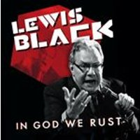 Lewis Black - In God We Rust (Music CD)