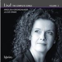 Liszt: The Complete Songs, Vol. 2 (Music CD)