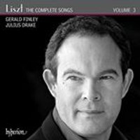 Liszt: The Complete Songs, Vol. 3 (Music CD)