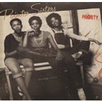 Pointer Sisters - Priority (Music CD)