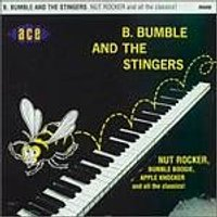 Bumble B And The Sting - Nut Rocker And All The (Music CD)