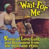 Various Artists - Wait for Me (Music CD)
