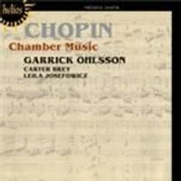 Chopin: Chamber Music (Music CD)