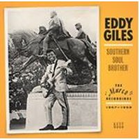 Eddie Giles - Southern Soul Brother (Music CD)