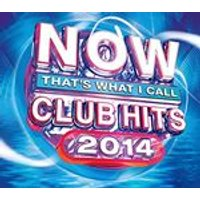 Various Artists - NOW Thats What I Call Club Hits 2014 (Music CD)