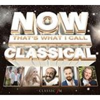 Various Artists - Now Thats What I Call Classical (Music CD)
