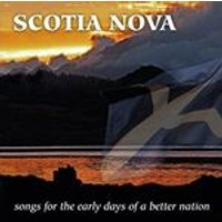 Various Artists - Scotia Nova (Songs for the Early Days of a Better Nation) (Music CD)