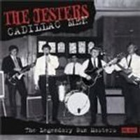 Jesters (The) - Cadillac Men (The Sun Masters) (Music CD)