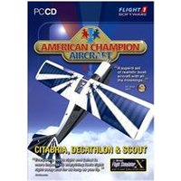 American Champion Aircraft Add-On for FSX/FS 2004 (PC)