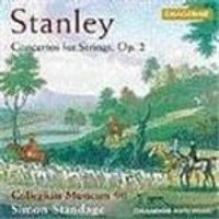 Stanley: Concertos for Strings, Op 2 Nos 1-6