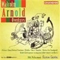 Arnold: Overtures