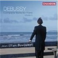 Debussy: Piano Works Vol.5 (Music CD)