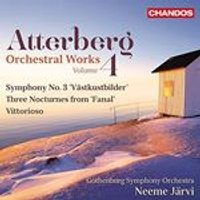 Atterberg: Orchestral Works, Vol. 4 (Music CD)