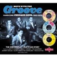 Various Artists - Move with the Groove (The One-derful Mar-v-lus Story) (Music CD)