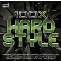Various Artists - 100 X Hardstyle (Music CD)
