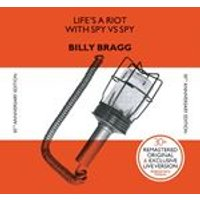 Billy Bragg - Lifes A Riot With Spy Vs. Spy (Music CD)