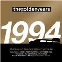 Various Artists - Golden Years (1994) (Music CD)