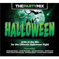 Various Artists - The Party Mix - Halloween (Music CD)